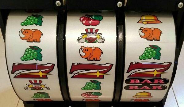 リール配列 ドラム